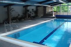 Плувен басейн - клинкерни плочки Exagres