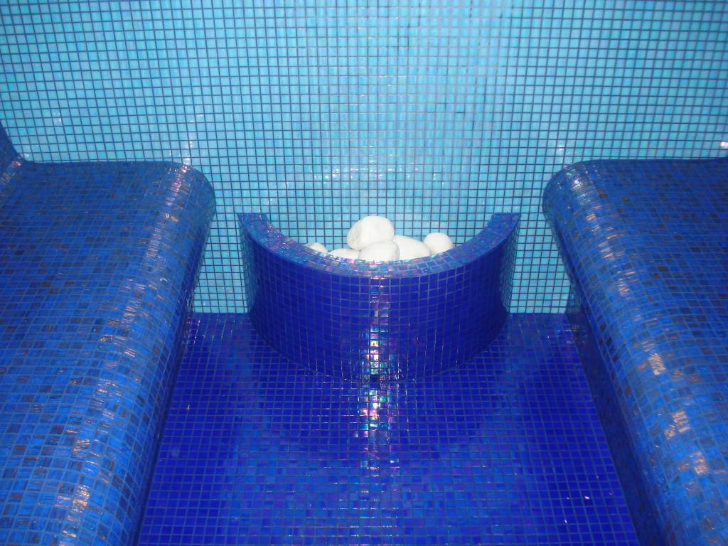 Парна баня- Vodex